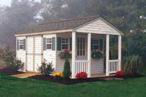 Classy Shed Example