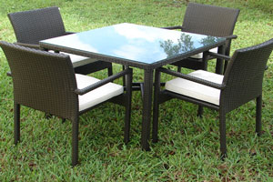 Budget Outdoor Table