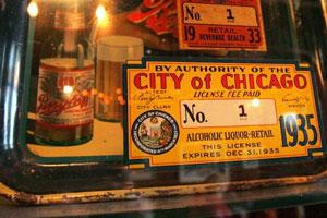 Chicago Bar License