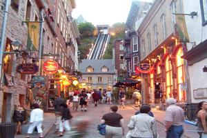 Quebec City Center