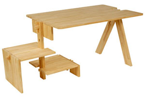 Modular Wood Furniture Example