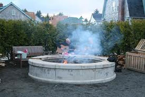 Communal Firepit Picture