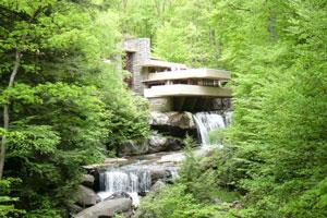 Fallingwater House Image