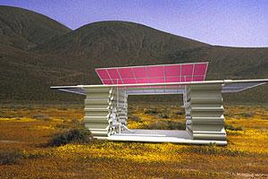 Ultramodern Tent