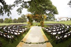 Outdoor Wedding Example