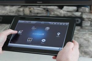 Control Tablet