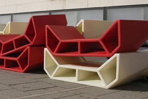 Fireproof Outdoor Kid's Furniture