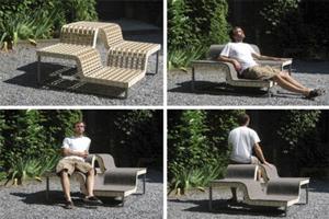 Multifunctional Outdoor Chair