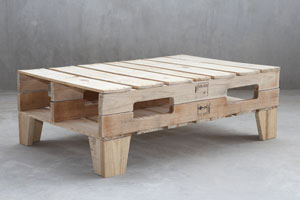 Pallet Furniture Example