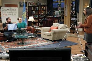 Big Bang Theory Furniture