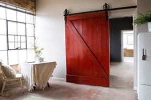 Home Barn Door