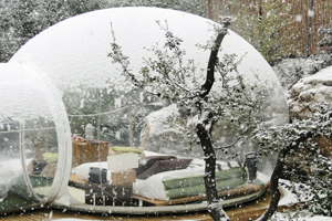 Bubble-Tent-Room