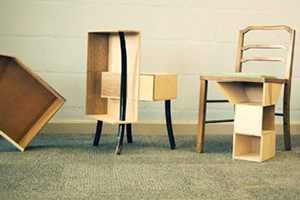 Hacked Furniture Examples