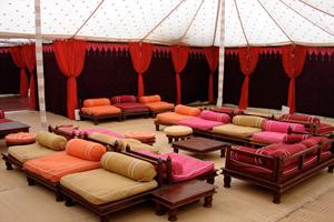 Vibrant Indian Furniture