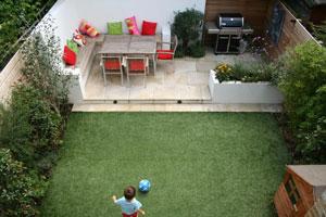 Outdoor Patio Design for Kids