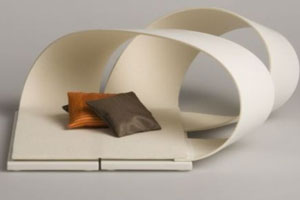 Contemporary Abstract Furniture Example