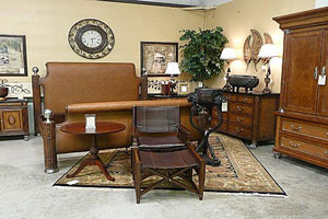 Upscale Consignment Example
