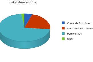 Furniture Buyers Pie Chart