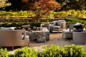 Outdoor Furniture Used for Entertaining