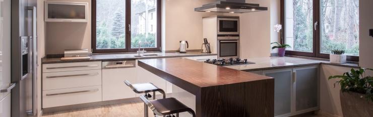 Contemporary stylish kitchen